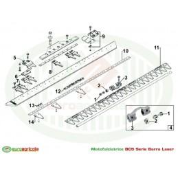 BCS Serie Barra Laser