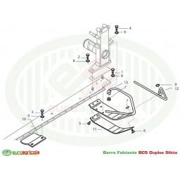 BCS Duplex Slitte